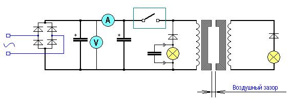 Резонансный трансформатор своими руками