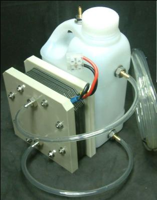 Промышленные электролизеры